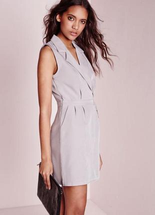 Элегантное весенне-летнее платье missguided