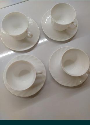 Продаю чайний сервіз luminarc на 4 особи