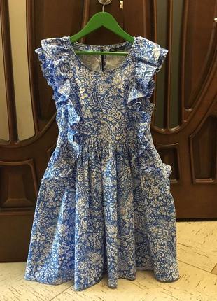 Классное платье zara