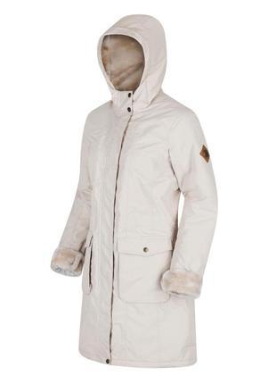 Парка пальто удлиненная куртка regatta ladies