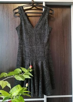 Красивое платье сукня от next. натуральный состав.