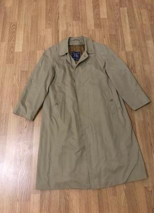 Burberry's vintage trench coat