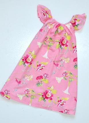 Gap. очень красивое платье,4 года,100-105 см рост, 100% хлопок