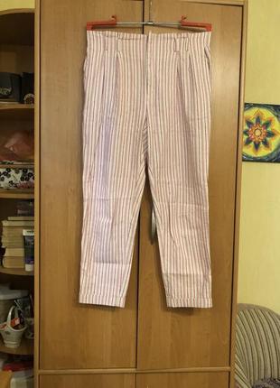 Летние брюки от zara