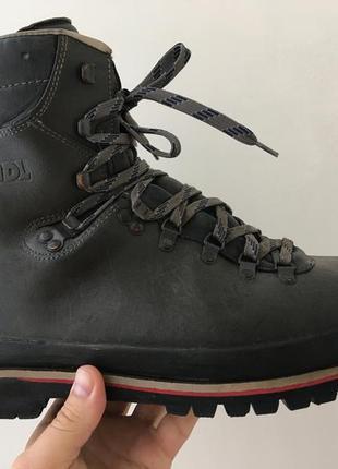 Трекинговые ботинки meindl размер 46