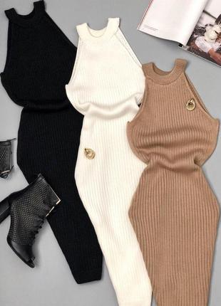 Спокусливе облягаюче плаття