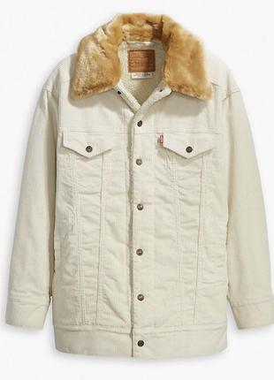 Вельветова куртка levis