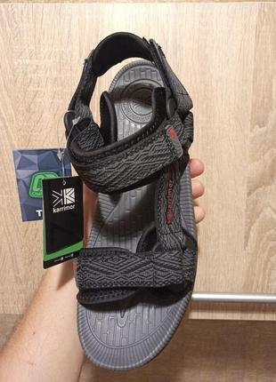 Сандалии karrimor amazon 41-46 мужские туристические походные сандали
