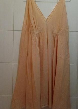 & other stories: свободное платье