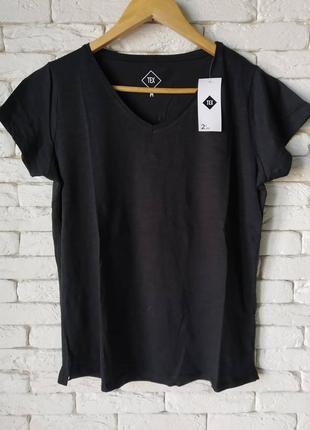 Tex испания однотонная футболка