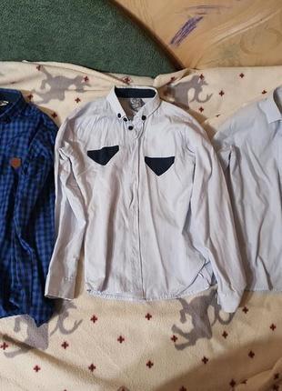 Рубашки комплектом