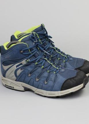 Зимние термо-ботинки в стиле lowa salewa mammut merrell columbia salomon