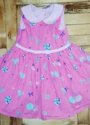 Платье конфетка