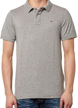 Стильная футболка - поло от дорого бренда tommy hilfiger ® pilot polo flag blanc