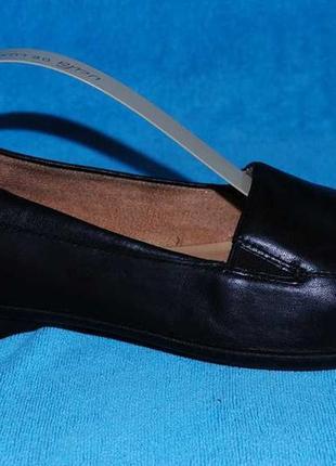 Кожаные мокасины/туфли naturalizer