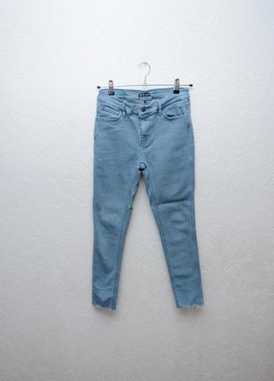 Крутые джинсы скинни levis line 8, размер 28
