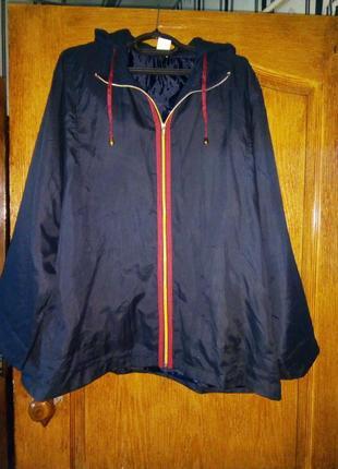 Куртка,ветровка 60-62р