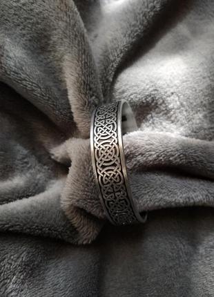 Браслет из нержавеющей стали, викинги, скандинавский, кельтский узел