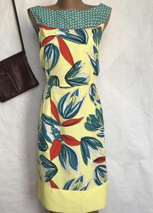 🌿большой выбор платьев👗 платье в цветочный принт