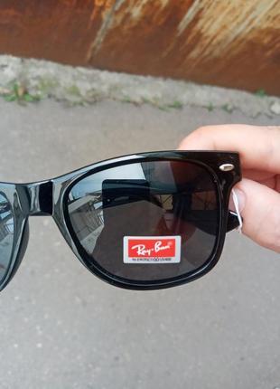 Стильные очки вайфареры унисекс италия