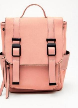 Новий рюкзак рожевий розовый