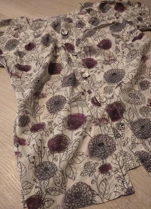 Брендовая блузка