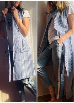 Кардиган платье
