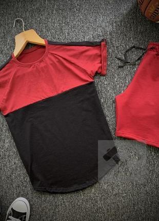 Комплект футболка и шорты asos