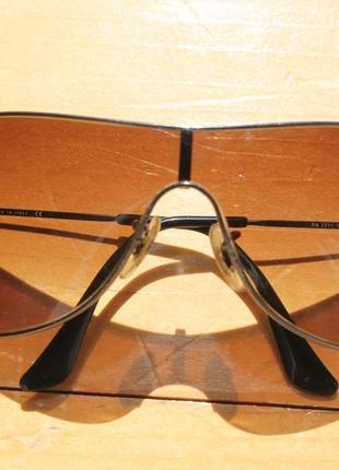 Стильные солнцезащитные очки лучший бренд классика люкс бренд unisex ray-ban 3211 004/13