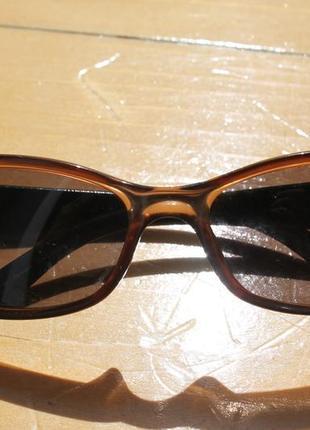 Винтажные солнцезащитные очки люкс бренд gucci women's vintage designer gg 2456/s