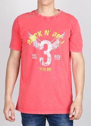Чоловіча футболка з написом