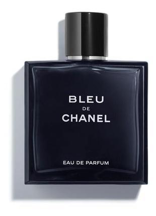 Парфюмированная вода chanel bleu