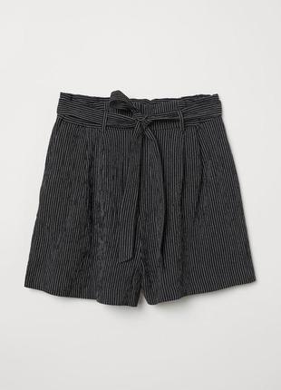 Стильные шорты h&m р xs