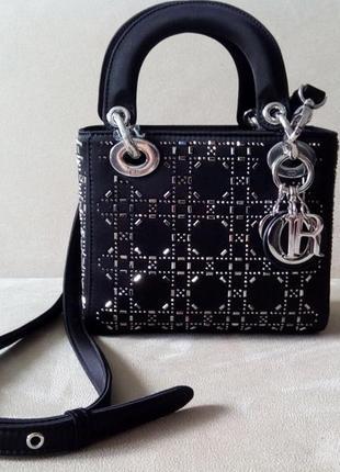 Модная брендовая сумочка christian dior