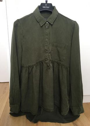 Zara рубашка премиум линейка