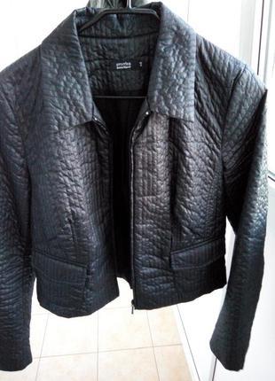 Стеганный пиджак promiss