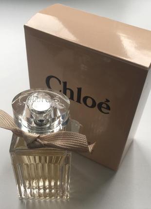 Chloé eau de parfum (парфюмированная вода. мини версия 20 мл)