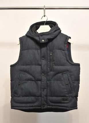 Безрукавка жилетка куртка burton menswear london - m