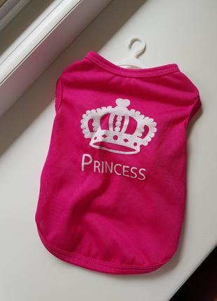 Платье майка для мини пород  собак princess