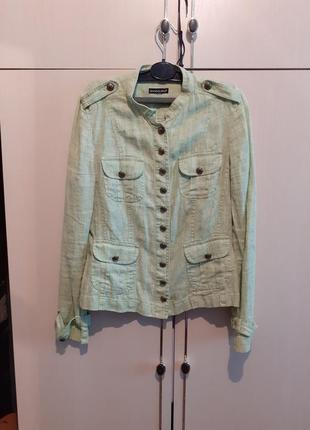Пиджак  bandolera.лен 100 %