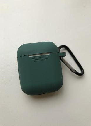 Silicon case airpods 2. чехол на наушники