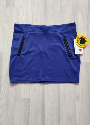 Міні-спідничка женская мини юбка