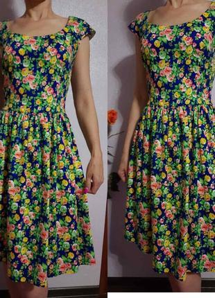 _my_exclusive_ платье - цветок