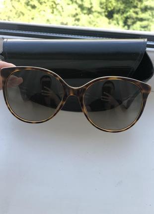 Fendi солнцезащитные очки