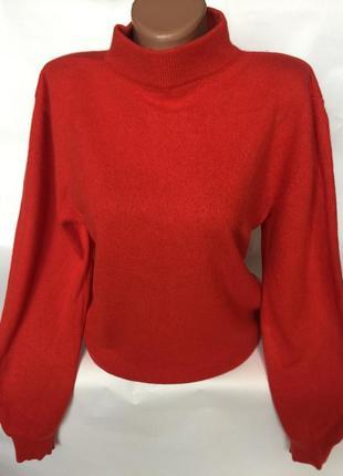 Нежный свитер 100% кашемир