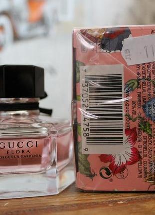 Gucci flora gorgeous gardenia