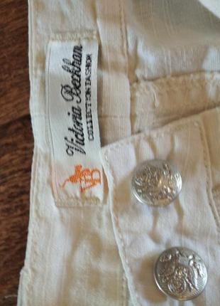 Летние брендовые брюки