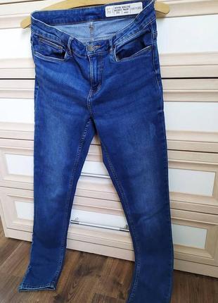 Шикарні бавовняні джинси скінні