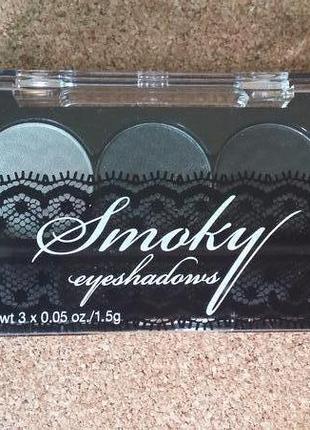 Эффектные тени smoky от h&m!!! абсолютно новые!!!