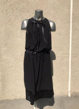 Нарядне чорне плаття shalaj